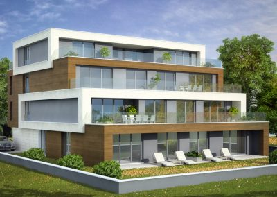 Luxury residential building – Sold