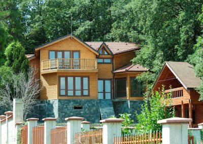 """Alen Mak"" Country houses"